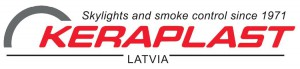 KERAPLAST Latvia logo
